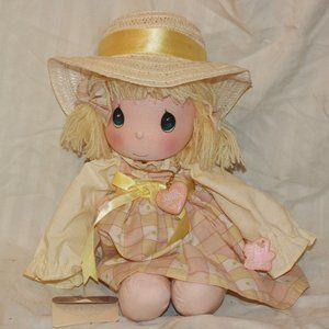1985 Precious Moments Applause Doll #4578 Dallie